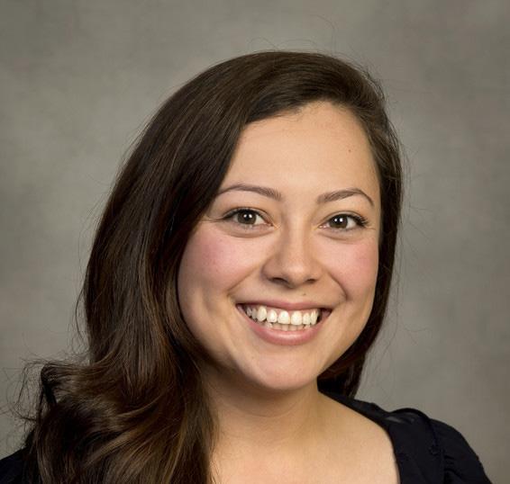 Gabriela Carrillo, Virginia Tech Carilion Research Institute (VTCRI)